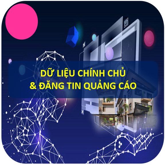 DỮ LIỆU CHÍNH CHỦ & ĐĂNG TIN
